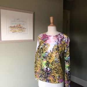 Ted Baker Silk and Cotton sweater